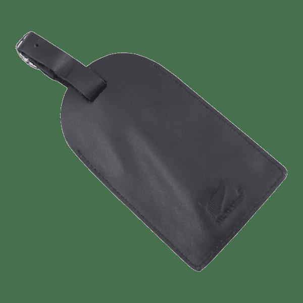 All Blacks Leather Luggage Tag