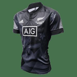 All Blacks Sevens Home Replica Jersey