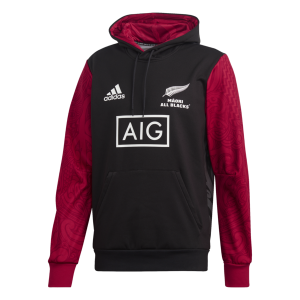 Māori All Blacks Graphic Hoodie 2020