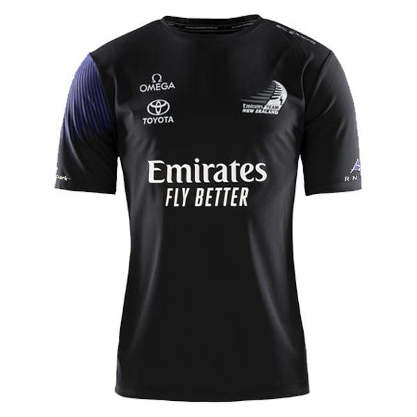 Emirates Team New Zealand Womens Tech T Shirt