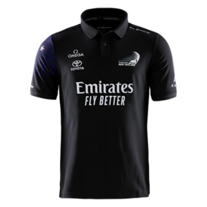 Emirates Team New Zealand Men's Tech Mens Polo