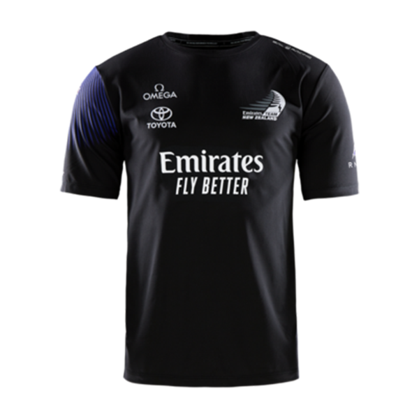 Emirates Team New Zealand Men's Tech T Shirt