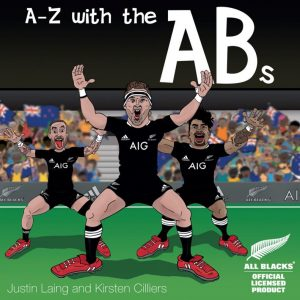 A-Z Book With The All Blacks
