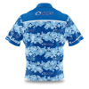 Blues Hawaiian Shirt
