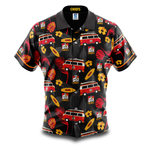 Chiefs Hawaiian Shirt