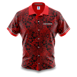 Crusaders Hawaiian Shirt