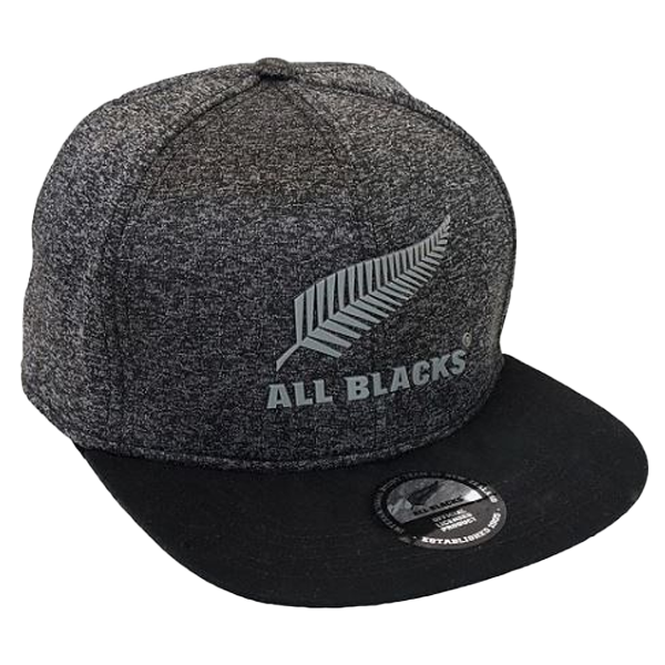 All Blacks Kids Flat Cap