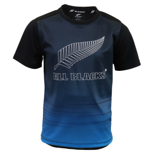 All Blacks Kids Sublimated T Shirt