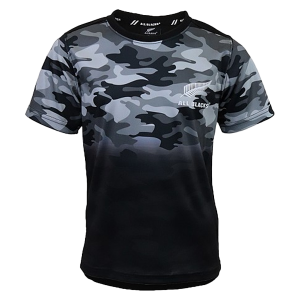 All Blacks Kids Camo Sublimated T Shirt