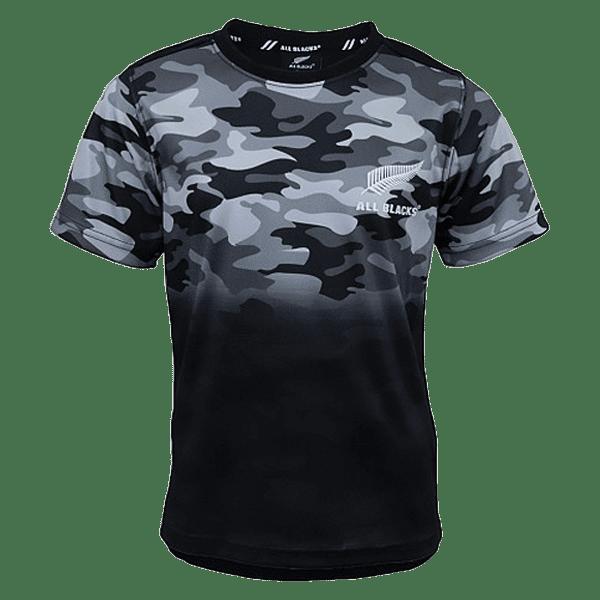 All Blacks Kids Camo Sublimated T Shirt