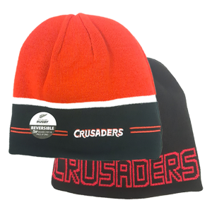 Crusaders Reversible Beanie