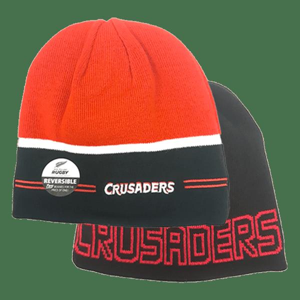 Crusaders Reversible Beanie