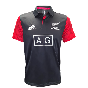 Māori All Blacks Polo Shirt 2020