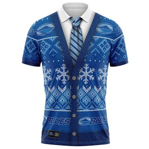 Blues Xmas Shirt