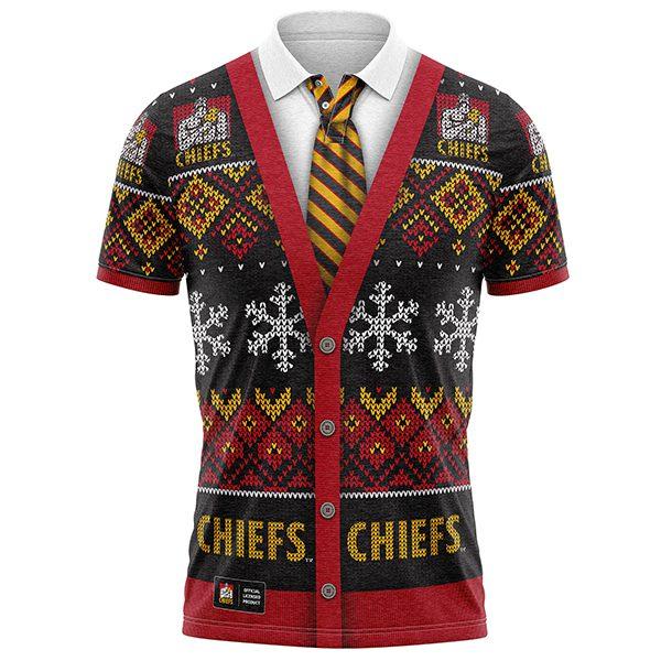 Chiefs Xmas Shirt