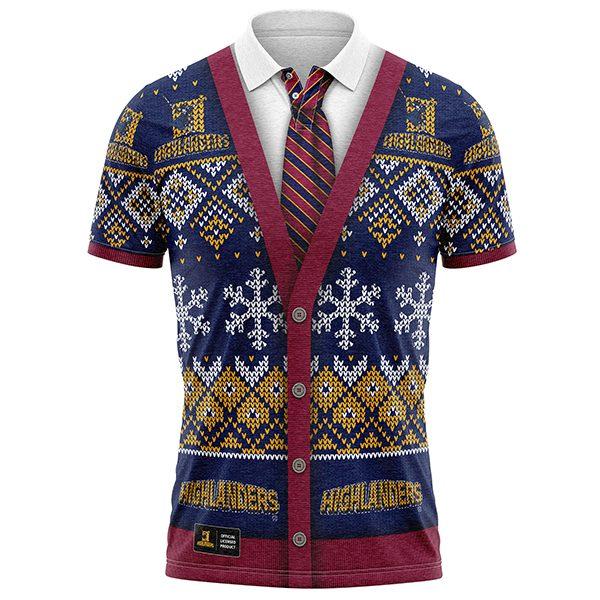 Highlanders Xmas Shirt