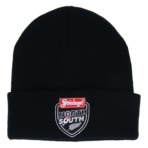 North vs South Supporters Beanie