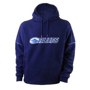 Blues Adult Hoodie