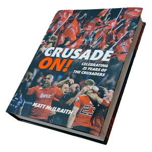 Crusade On! Book