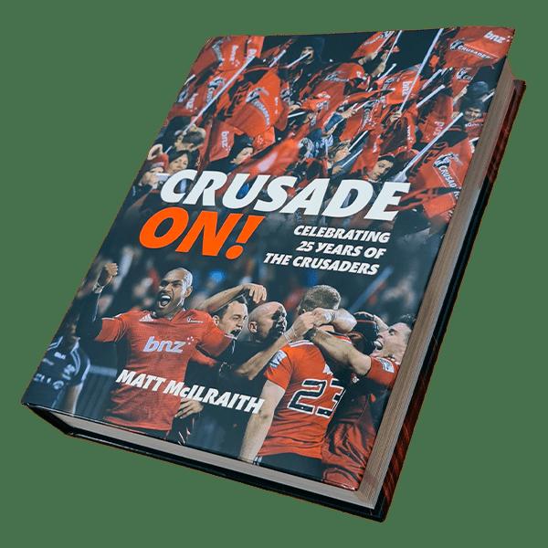Crusade On! Book