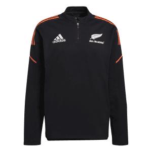 All Blacks Primegreen 1/4-Zip Fleece Top