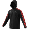 All Blacks Rugby 3-Stripes Hoodie