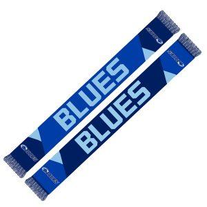 Blues Panel Scarf