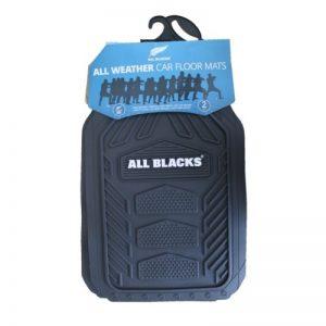 All Blacks All Weather Car Mat - Pair