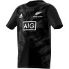 Black Ferns Replica Youth Home Jersey