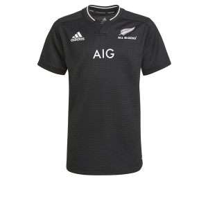 All Blacks Youth Replica Home Jersey