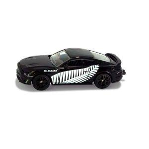All Blacks SIKU Ford Mustang GT