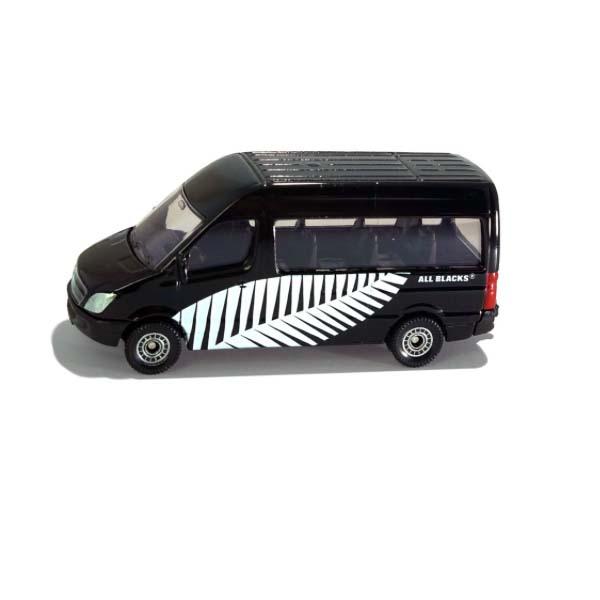 All Blacks SIKU Team Van